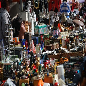 Mercado de las Pulgas de Saint Ouen