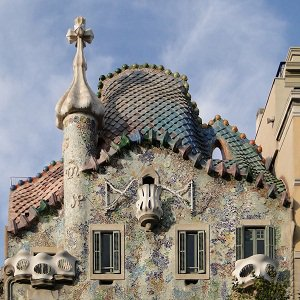 Edificios de Antonio Gaudí