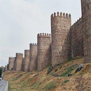 Iglesias de Ávila extramuros