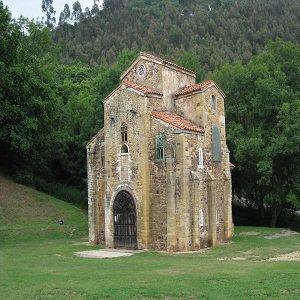 Monumentos de Oviedo y del reino de Asturias