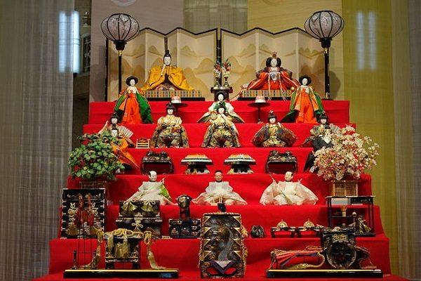 Hinamatsuri, el Festival de las Muñecas