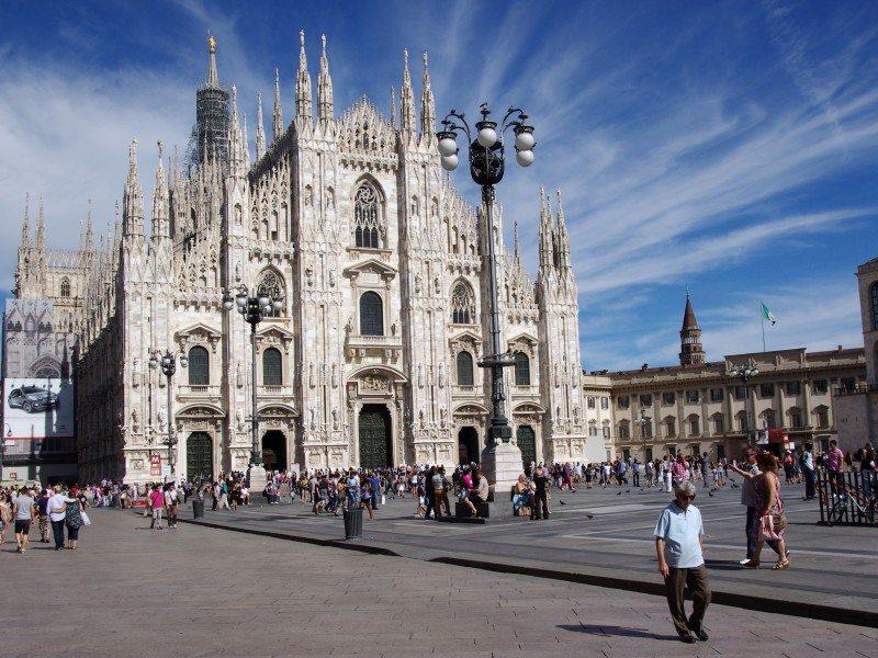 Milán en 48 horas: Día 1