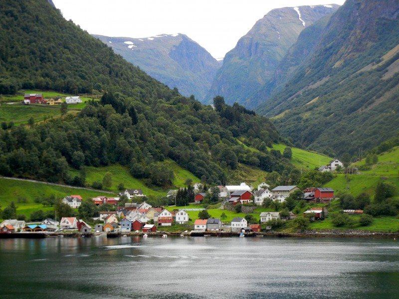 Flåm (Noruega)