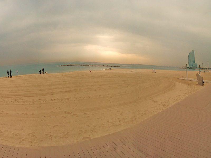 Resultado de imagen para Playa Barceloneta