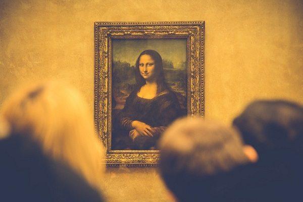Diferentes ubicaciones para la Mona Lisa
