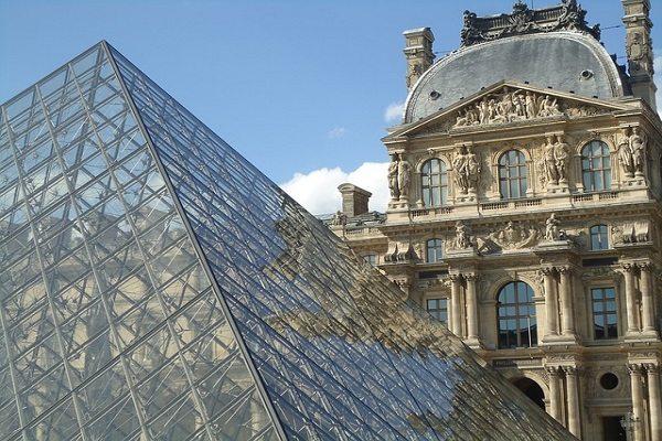 Cuando el Louvre era un palacio