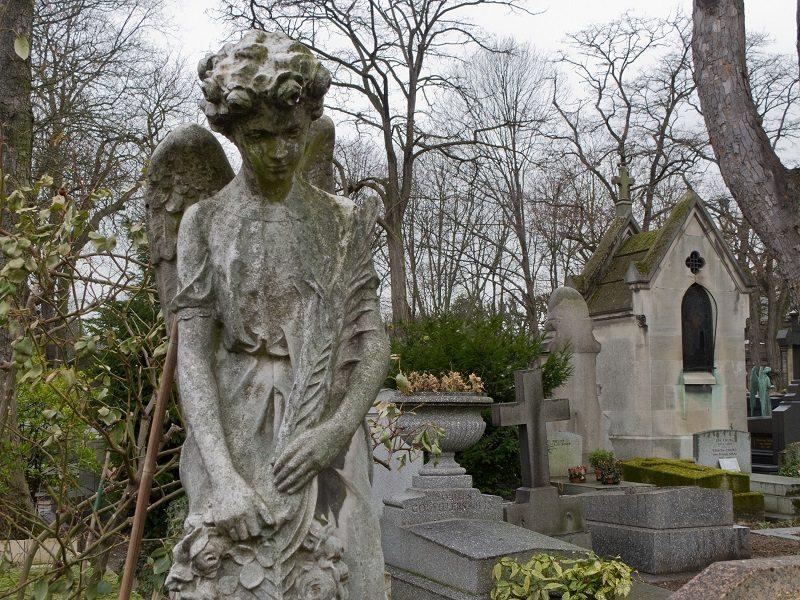 Cementerio de Père-Lachaise, París (Francia)