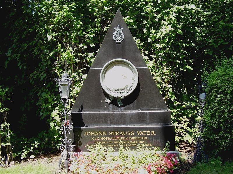 Cementerio Central (Zentralfriedhof), Viena, (Austria)