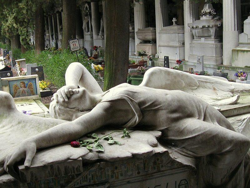 Cementerio de Staglieno, Génova (Italia)