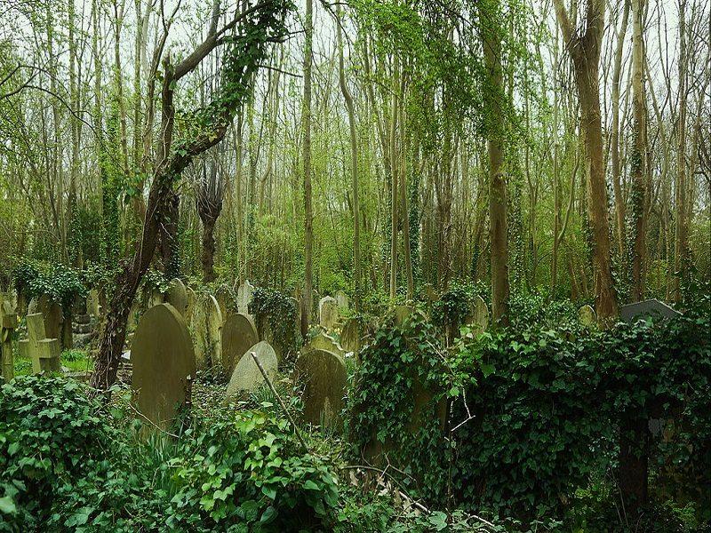 Cementerio Highgate, Londres (Reino Unido)
