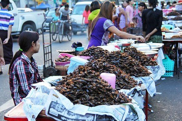 Visita los mercados callejeros