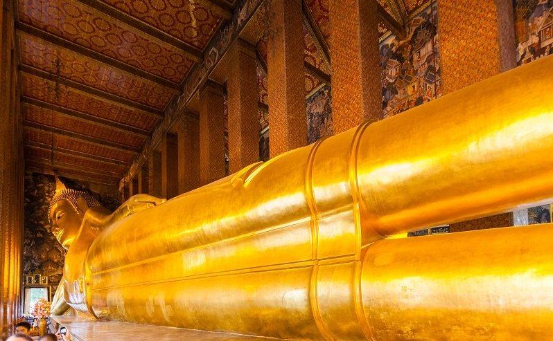 Templo del Buda Reclinado (Wat Pho)