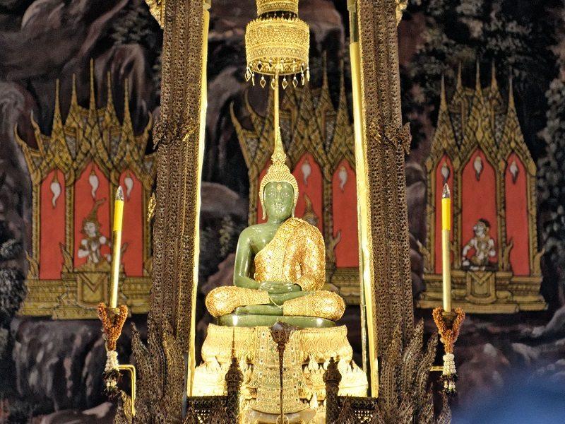 Templo del Buda de Esmeralda (Wat Phra Kaew)
