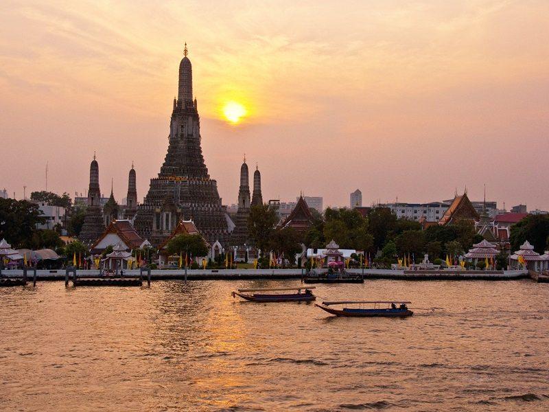Templo del Amanecer (Wat Arun)