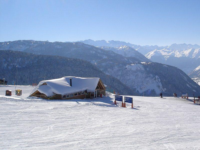 Baqueira Beret (Pirineo Catalán)