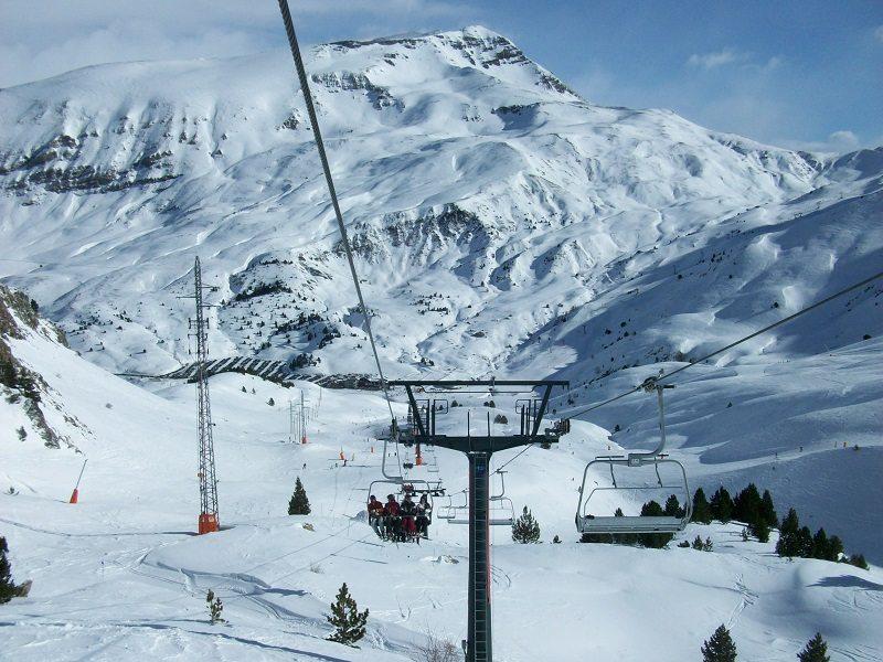 Cerler (Pirineo Aragonés)