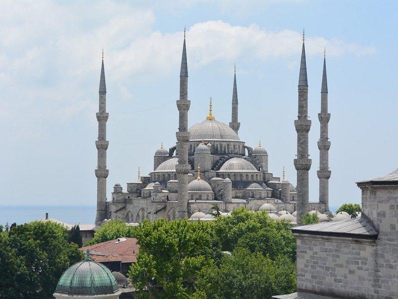 Mezquita Azul (Estambul, Turquía)
