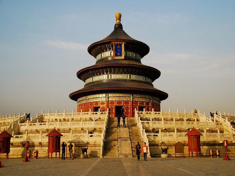 Templo del Cielo (Pekín, China)