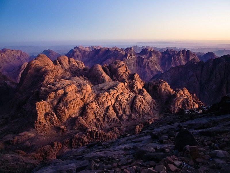 Monte Sinaí (Península de Sinaí)