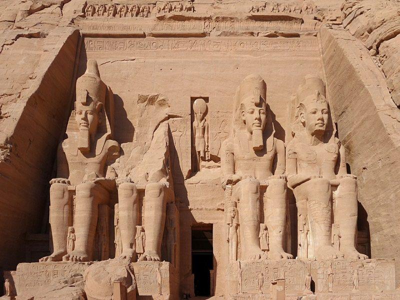 Templo de Abú Simbel (Asuán)