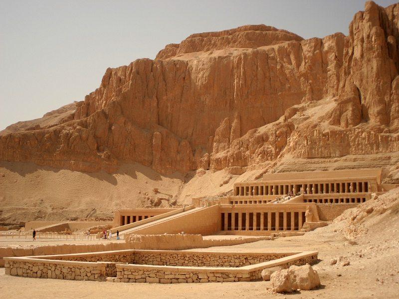Templo de Hatshepsut (Deir el Bahari)