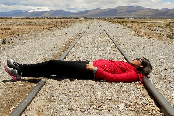 Viajar en solitario es peligroso
