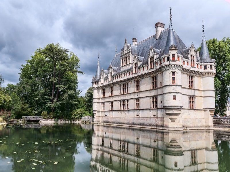 Castillo de Azay-le-Rideau