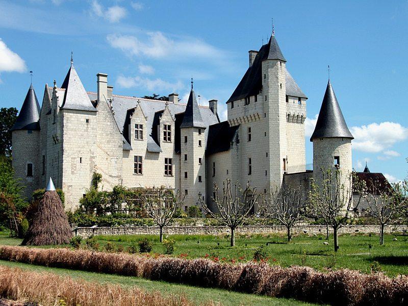 Castillo de Rivau