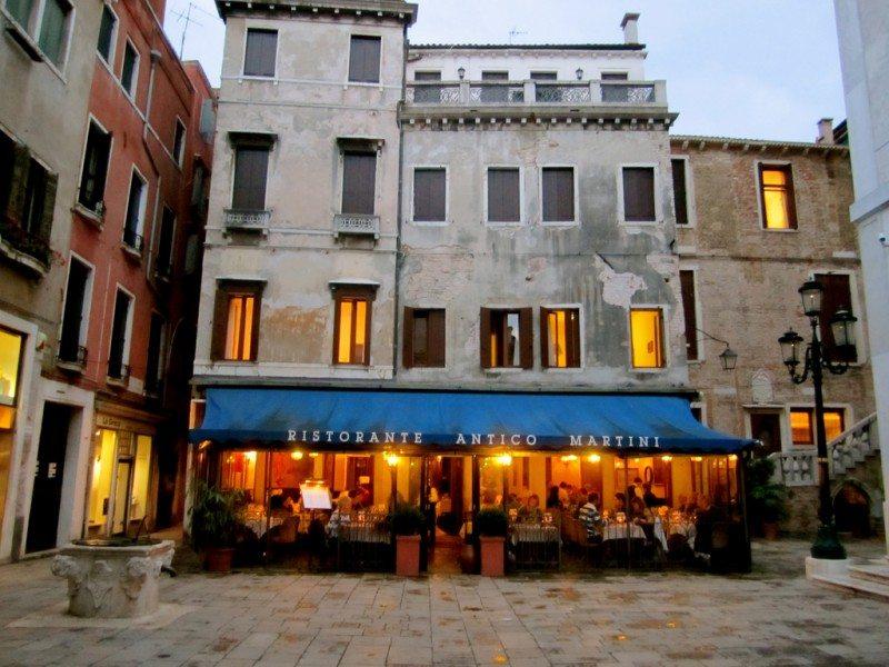 Restaurantes turísticos
