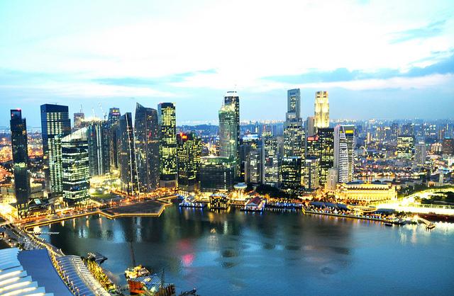 Ce La Vi, (Singapur)