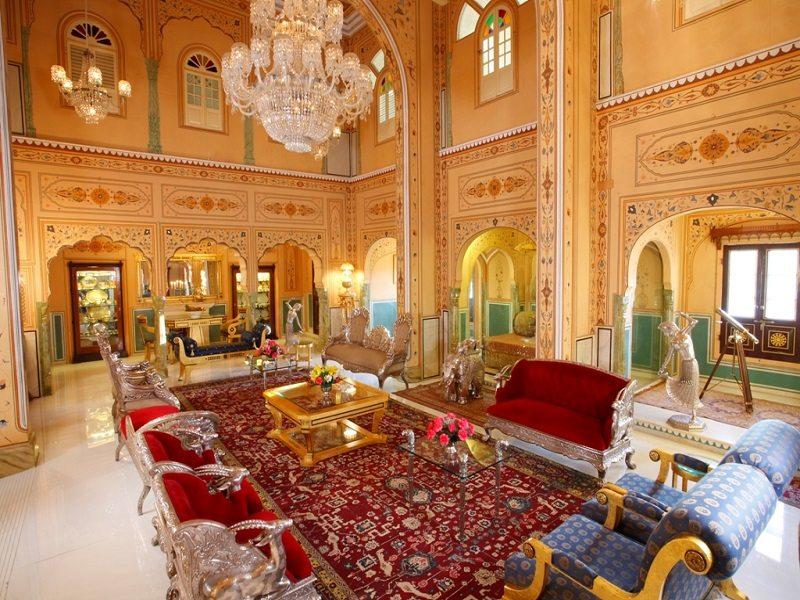 Presidential Suite, The Raj Palace Hotel (Jaipur)