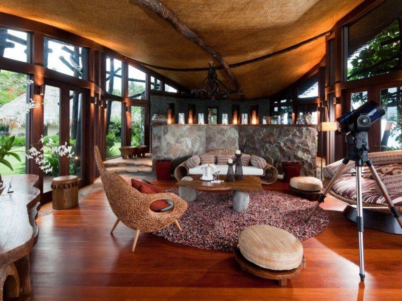 The Hilltop Estate Owner's Accommodation, Laucala Island Resort  (Islas Fiji)