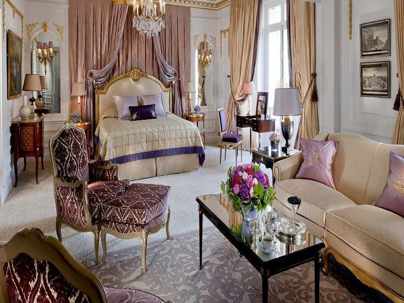 Royal Suite, Hotel Plaza Athénéé (París)