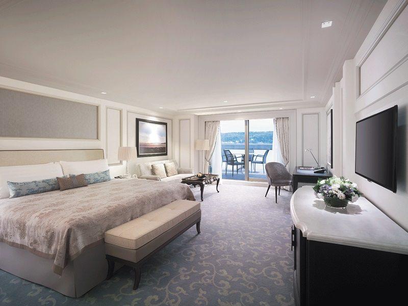 Shangri-La Suite, Shangri-La Bosphorus (Estambul)