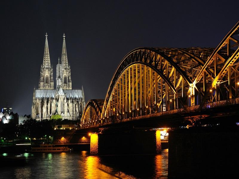 Puente de Colonia, Colonia (Alemania)