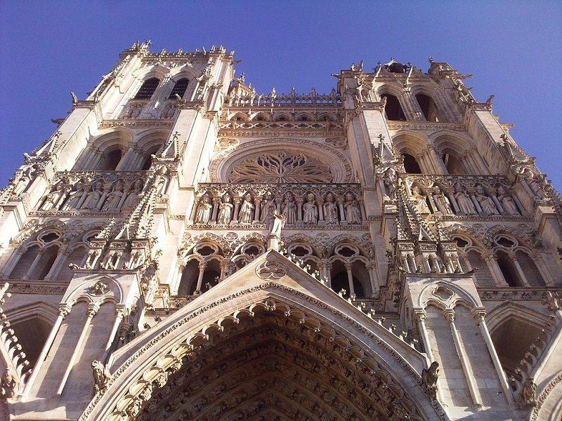 Catedral de Nuestra Señora de Amiens (Francia)