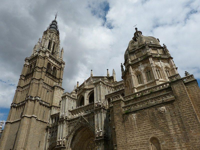 Catedral de Santa María de Toledo (España)