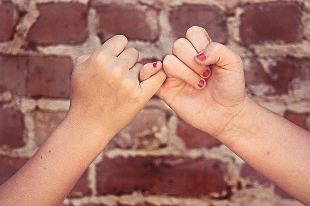 Está prohibido ensalzar el amor y la amistad