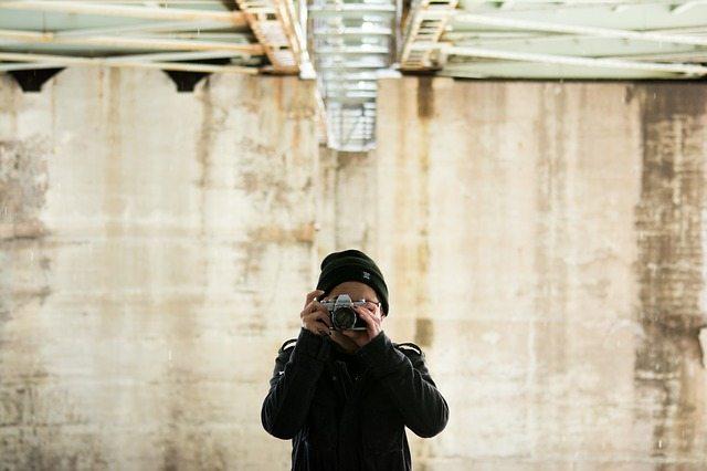 Prohibido hacer fotografías