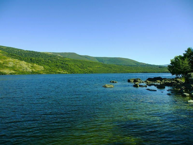 Lago de Sanabria, Zamora (España)