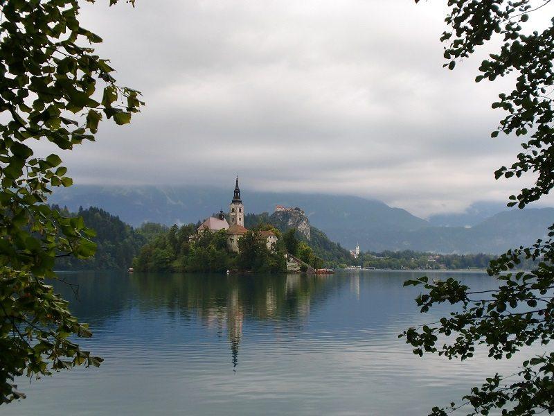 Lago Bled, Bled (Eslovenia)