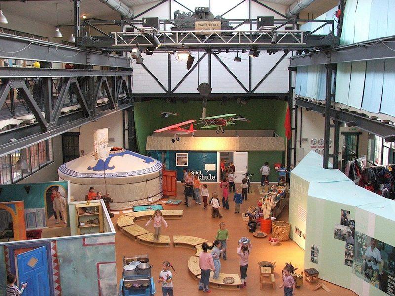 Museo MACHmit