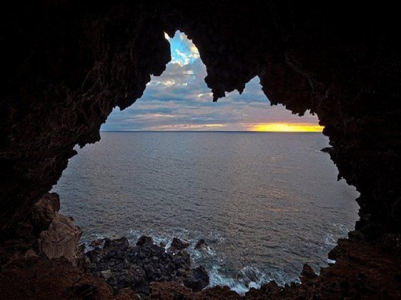 Ana Kakenga: la caverna de las dos ventanas