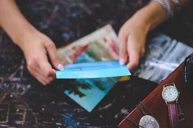 Crear una caja de recuerdos