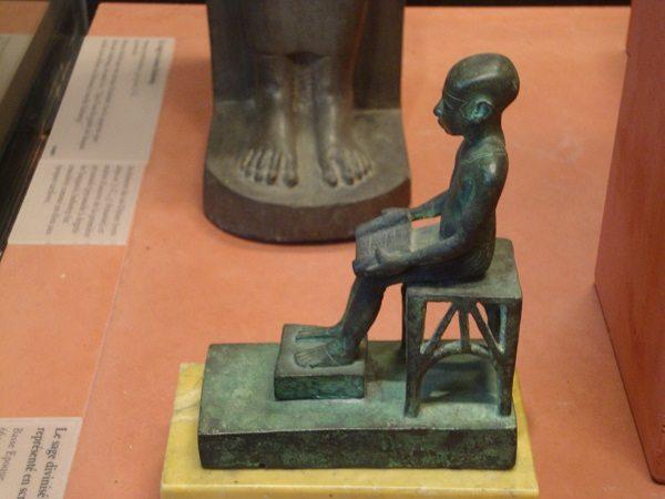 El primer arquitecto de las pirámides