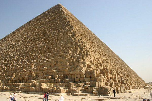 La Gran Pirámide de Giza en cifras