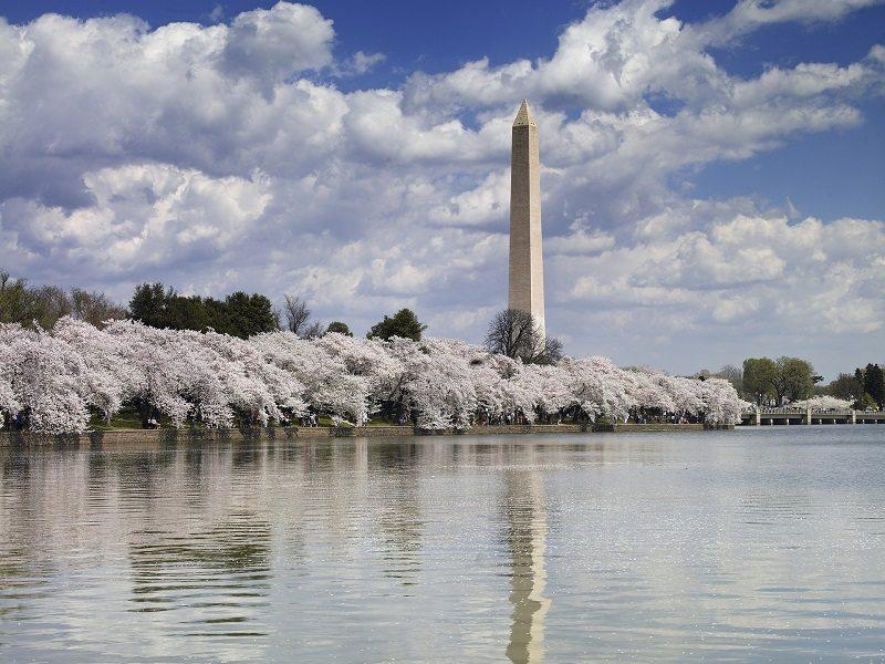 Monolito del Monumento a Washington