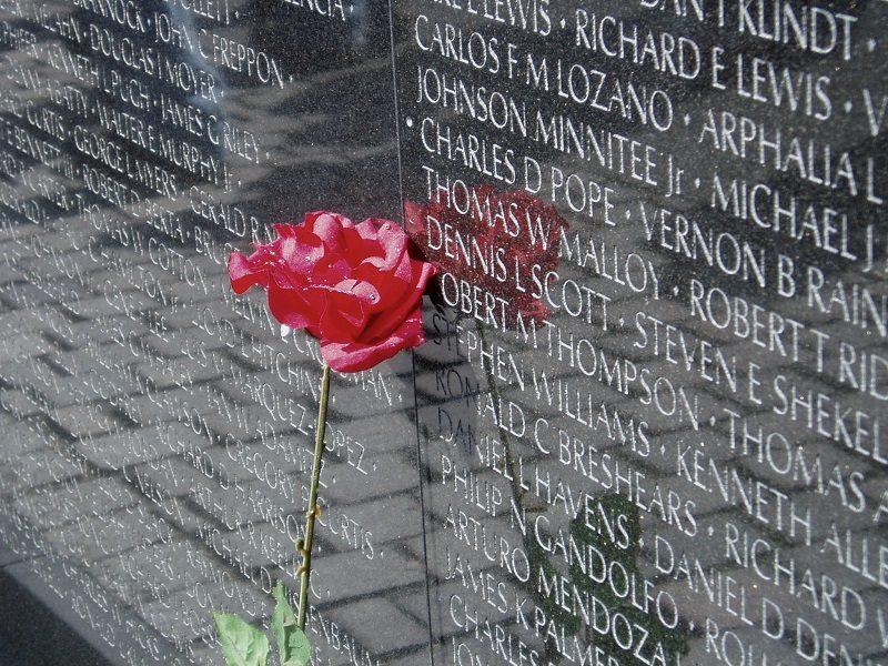 Memorial de los Veteranos de Vietnam