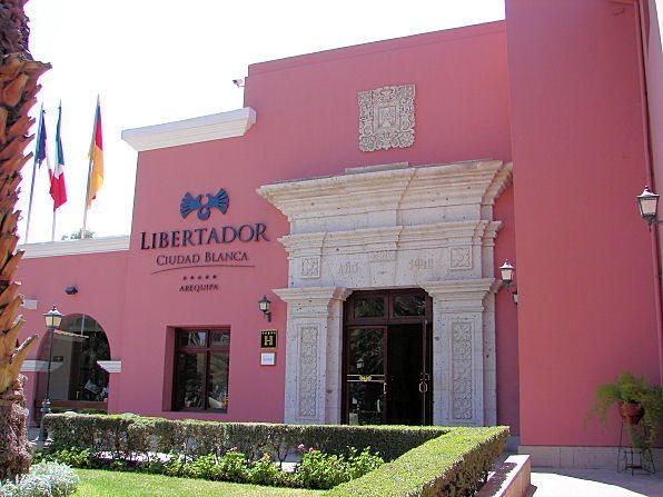 Hotel Arequipa Libertador