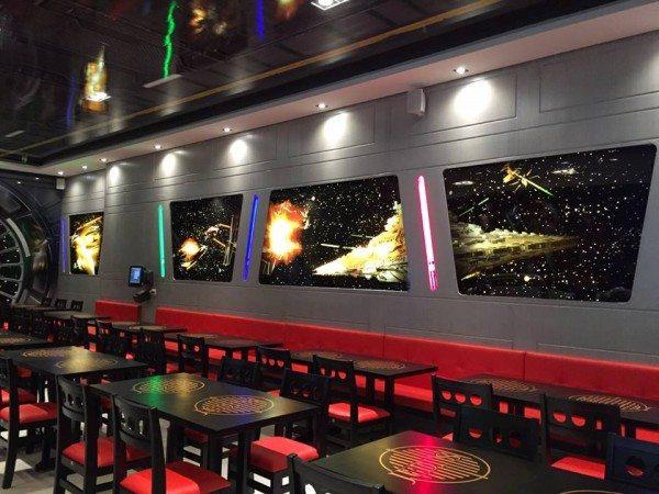 Jedi's Burguer e Grill, Sao Paulo (Brasil)